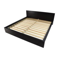 81% OFF - IKEA IKEA MALM King Size Bed / Beds