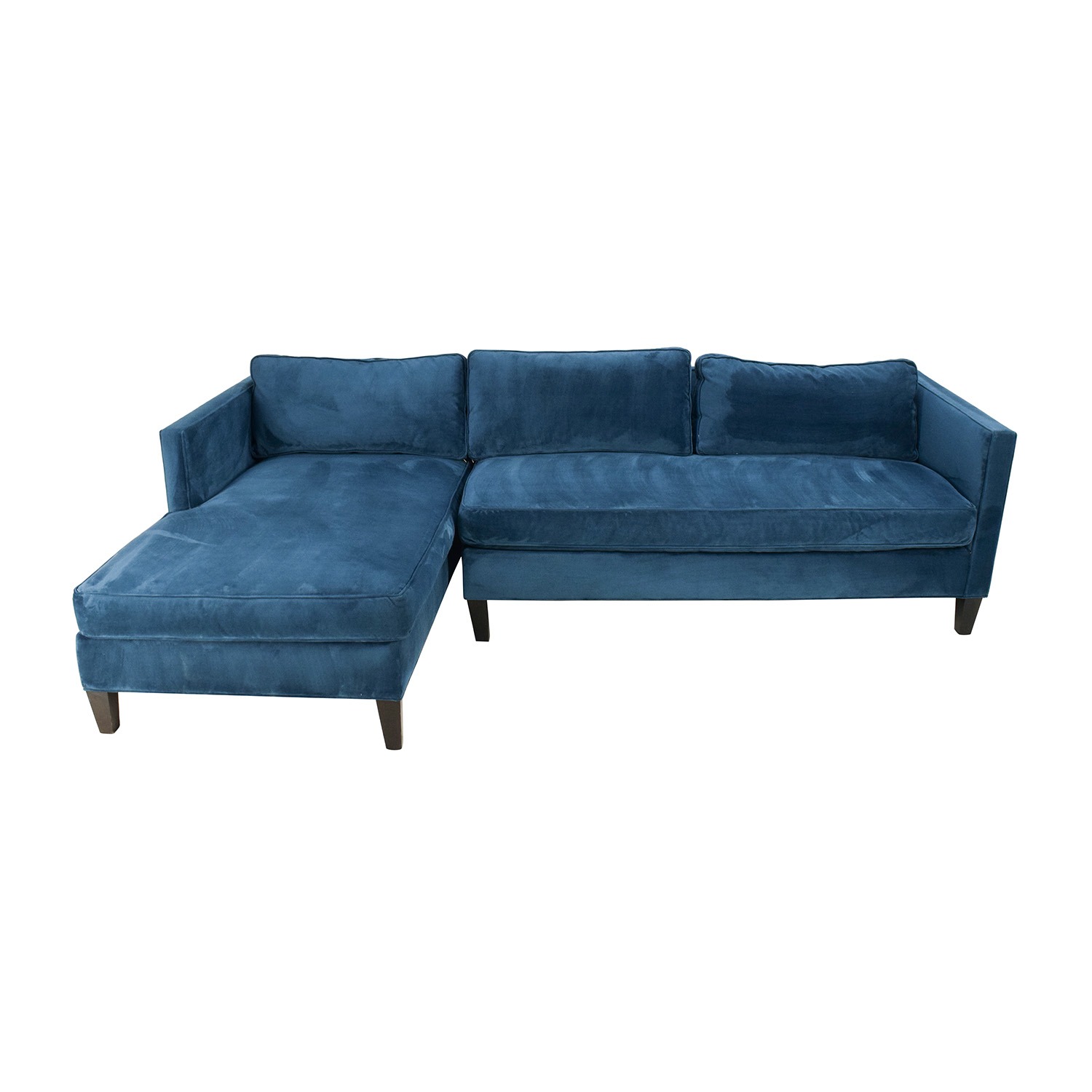 dunham sofa room and board oxford pop up platform sleeper sectional online low price sofas