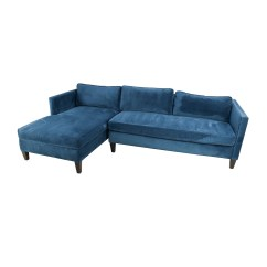 Dunham Sofa Habitat Chester Leather Review 67 Off West Elm Sectional Sofas