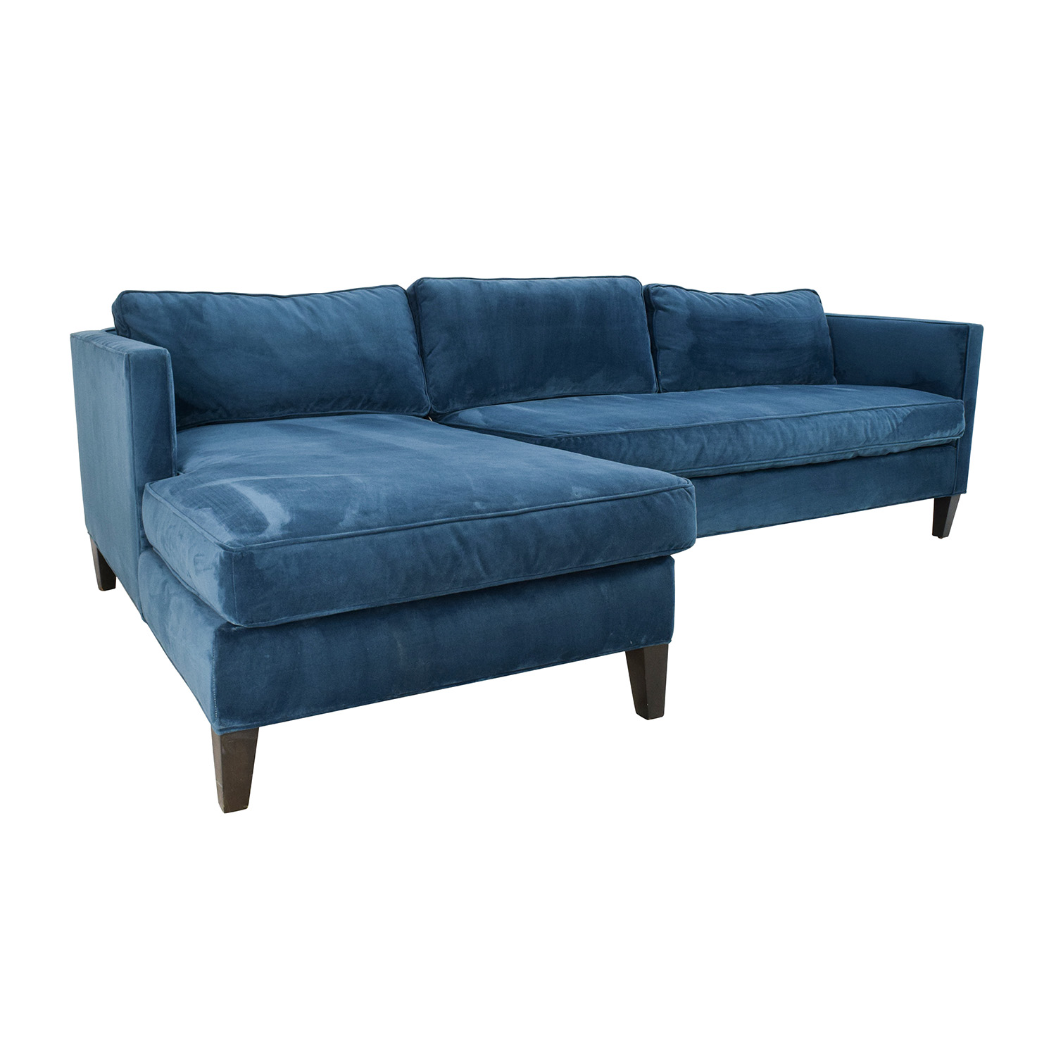 dunham sofa craigslist dallas by owner 67 off west elm sectional sofas