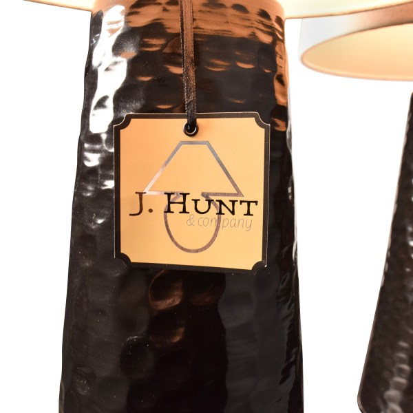 56 - . Hunt And & Night Table Lamp