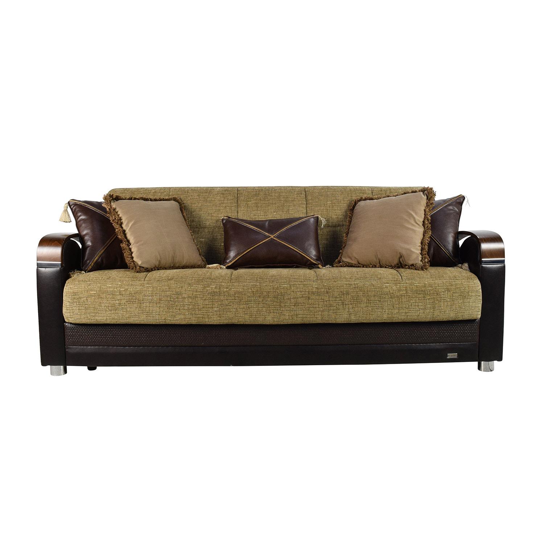 gold throws for sofas funda sofa cama baratas 71 off bellona luna and brown sleeper