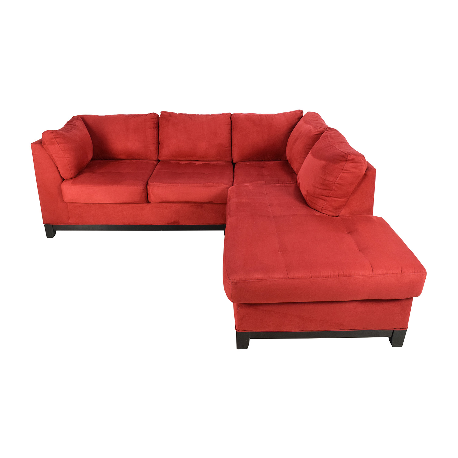 raymour and flanigan sectional sofas gold sparrow frankfort convertible sofa bed review 67 off zella red