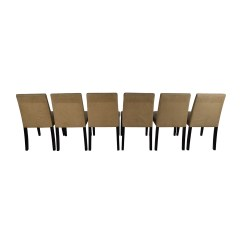 Crate And Barrel Chairs Dining Painted French 87 Off Miles