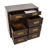 43% OFF - Crate and Barrel Crate & Barrel 7-Drawer Bedroom ...