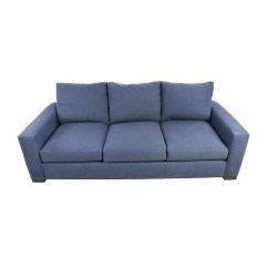 Room And Board Metro Sleeper Sofa Lazy Boy Leather Scs 79 Off Restoration Hardware
