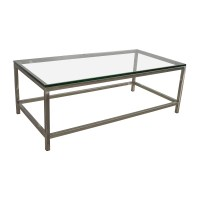64% OFF - Crate and Barrel Crate & Barrel Era Rectangular ...