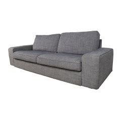 Sofa Chair Ikea Easy Chairs With Footrests 38 Off Kivik Gray Sofas
