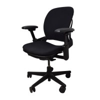 71% OFF - Adjustable Black Office Desk Chair / Chairs