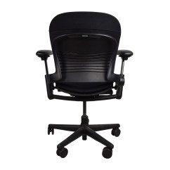 Used Office Chairs Mexican Leather 71 Off Adjustable Black Desk Chair