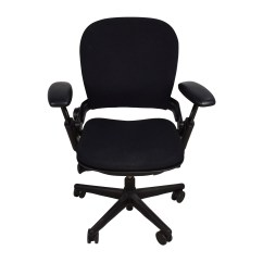 Desk Chair Adjustable Tulip Cushion Replacement 71 Off Black Office Chairs