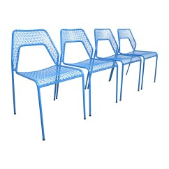 Blue Dot Chairs Wedding Chair Covers Hire Devon 66 Off Blu Hot Mess Chipper Steel Mesh