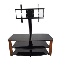 87% OFF - Walmart TV Stand with Mount / Storage