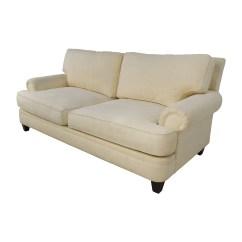 Henredon Sofa Fabrics With Recliner And Chaise 83 Off Fireside Short Beige 3 Seater