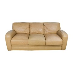 What Leather Is Best For Sofas 2 Seater Sofa Bed Dimensions 78 Off Beige Three Seat