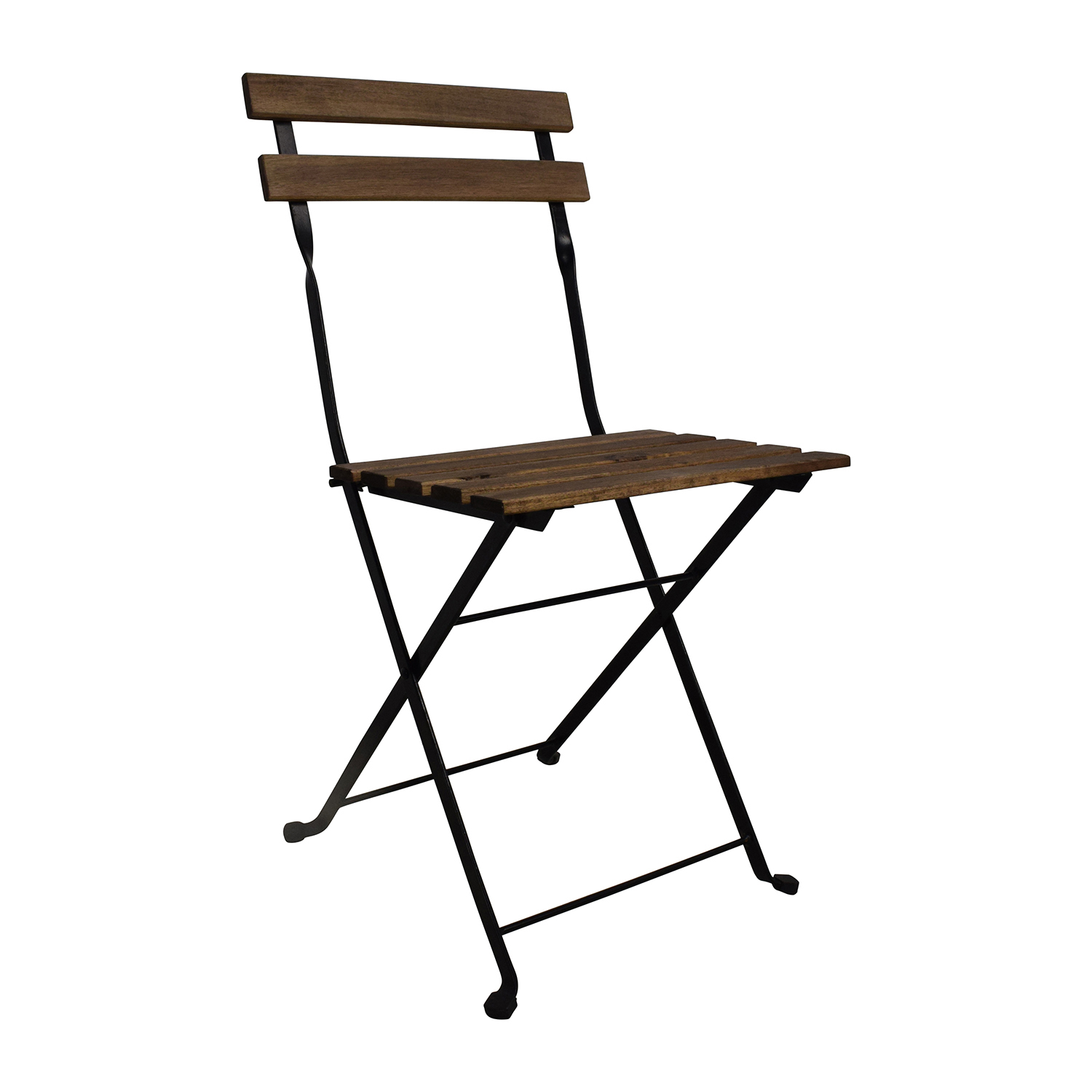 folding chair ikea small wooden chairs 46 off tarno table and two