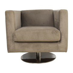 Accent Swivel Chairs Hanging Swing For Bedrooms 79 Off Rowe Grey Chair