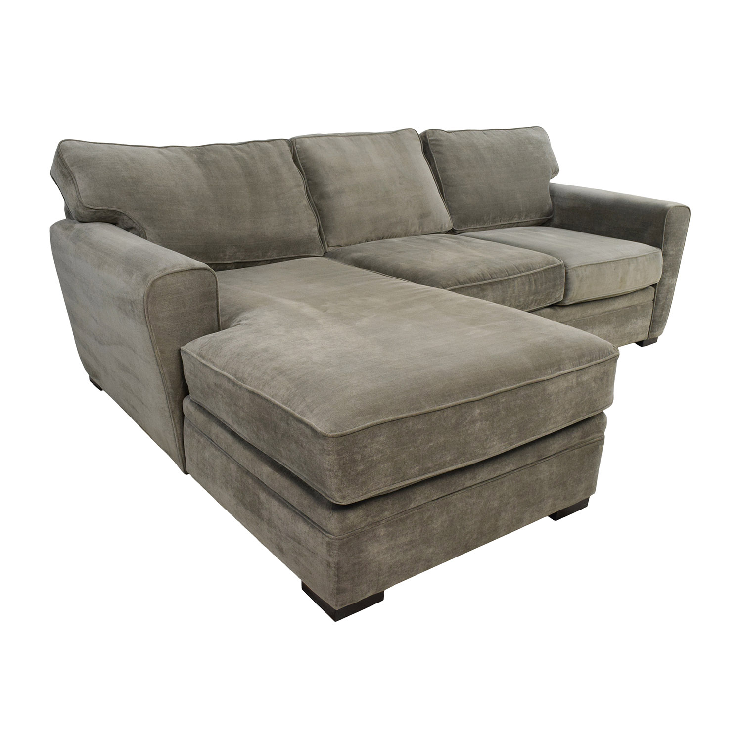 raymour and flanigan sectional sofas queen size low profile sofa sleeper sheet set 58 off grey