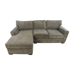 Gray Sectional Sofa For Sale Serta Convertible Leather Sectionals Used