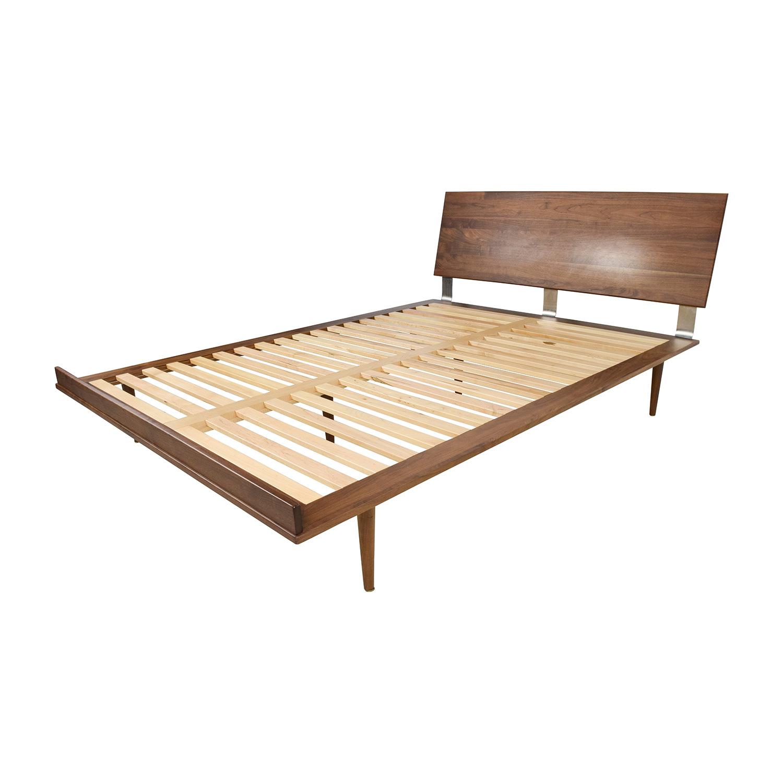 design within reach chair walnut aeron price 43 off nelson