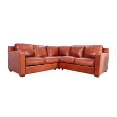 Thomasville Benjamin Leather Sofa Redditch Sectional Living Room