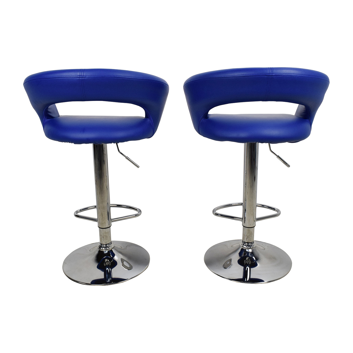 all modern chairs desk chair alternatives 79 off blue leather adjustable