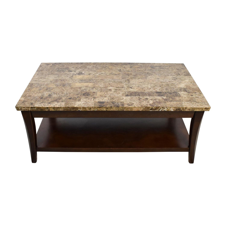 Shop black vintage coffee table