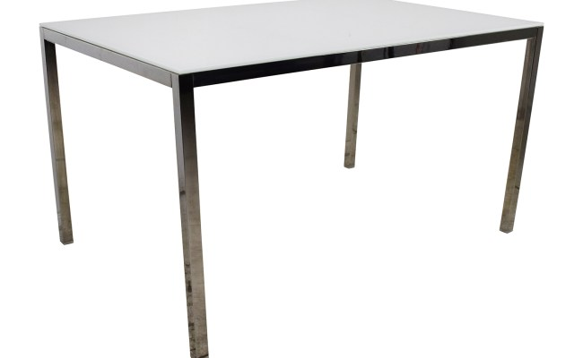 85 Off Ikea Ikea Torsby Large Glass Top Dining Table
