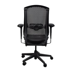 Office Chair Herman Miller Dining Stainless Steel Legs 68 Off Celle Chairs