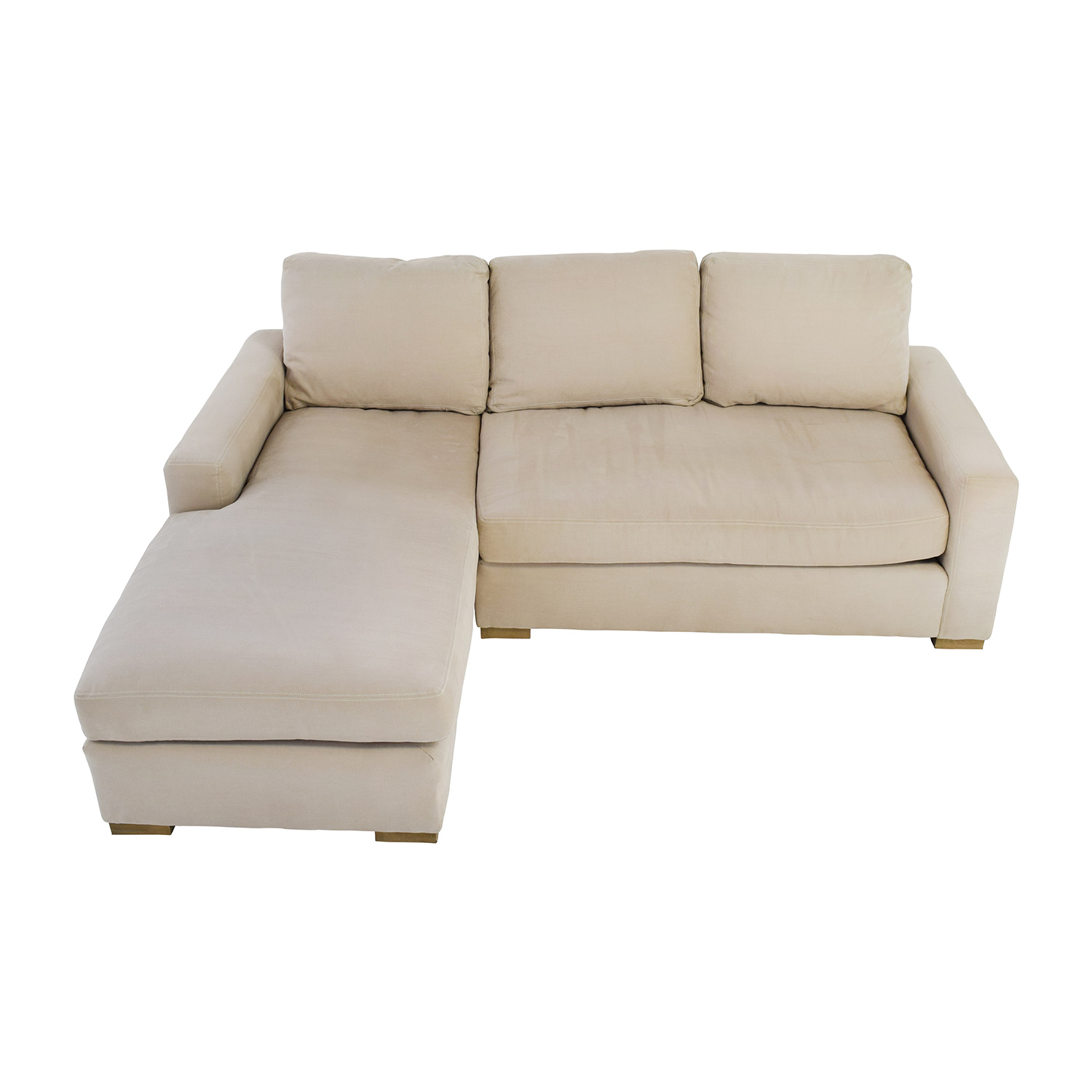 who makes the maxwell sofa for restoration hardware living rooms with cream leather sofas shop beige