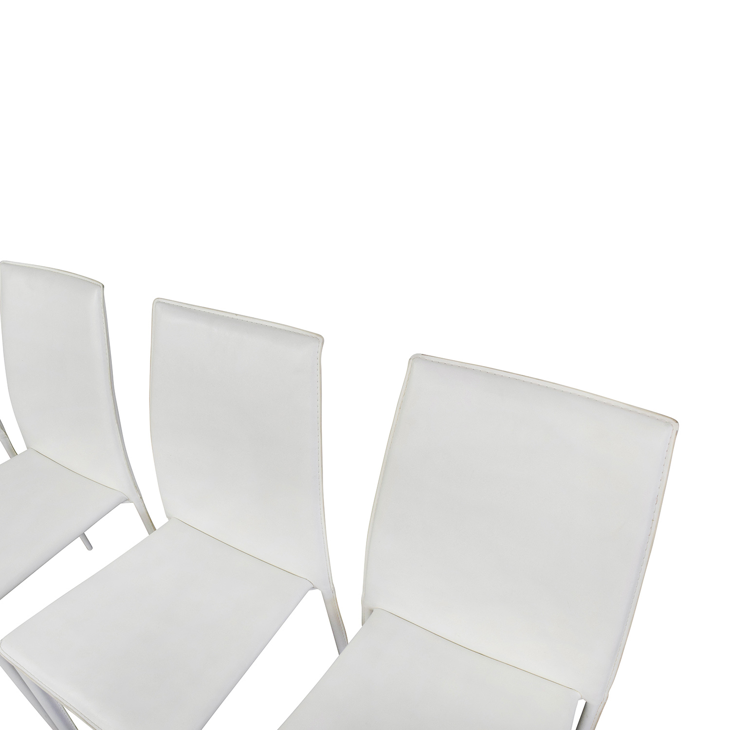 all modern leather dining chairs revolving chair size 77 off white