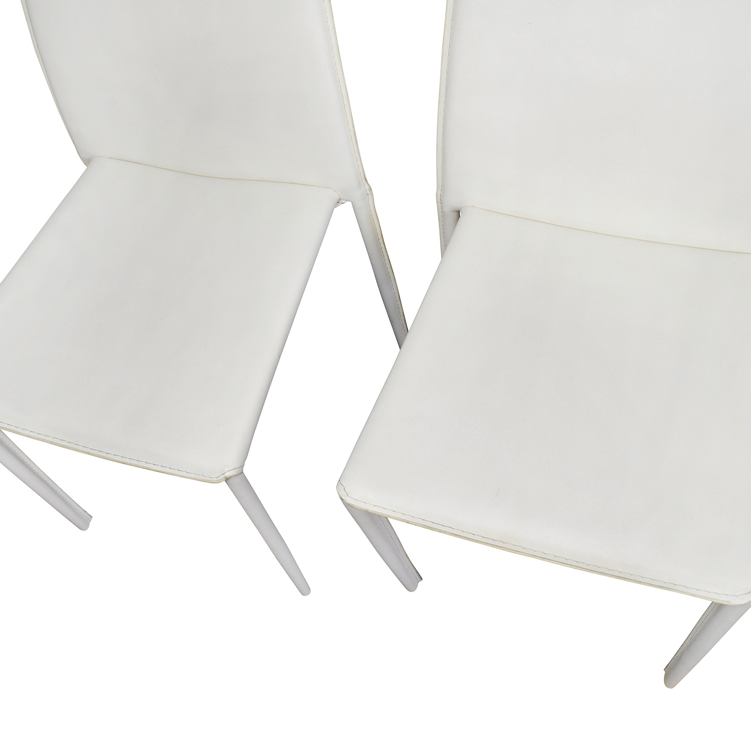 all modern leather dining chairs bertoia diamond chair 77 off white