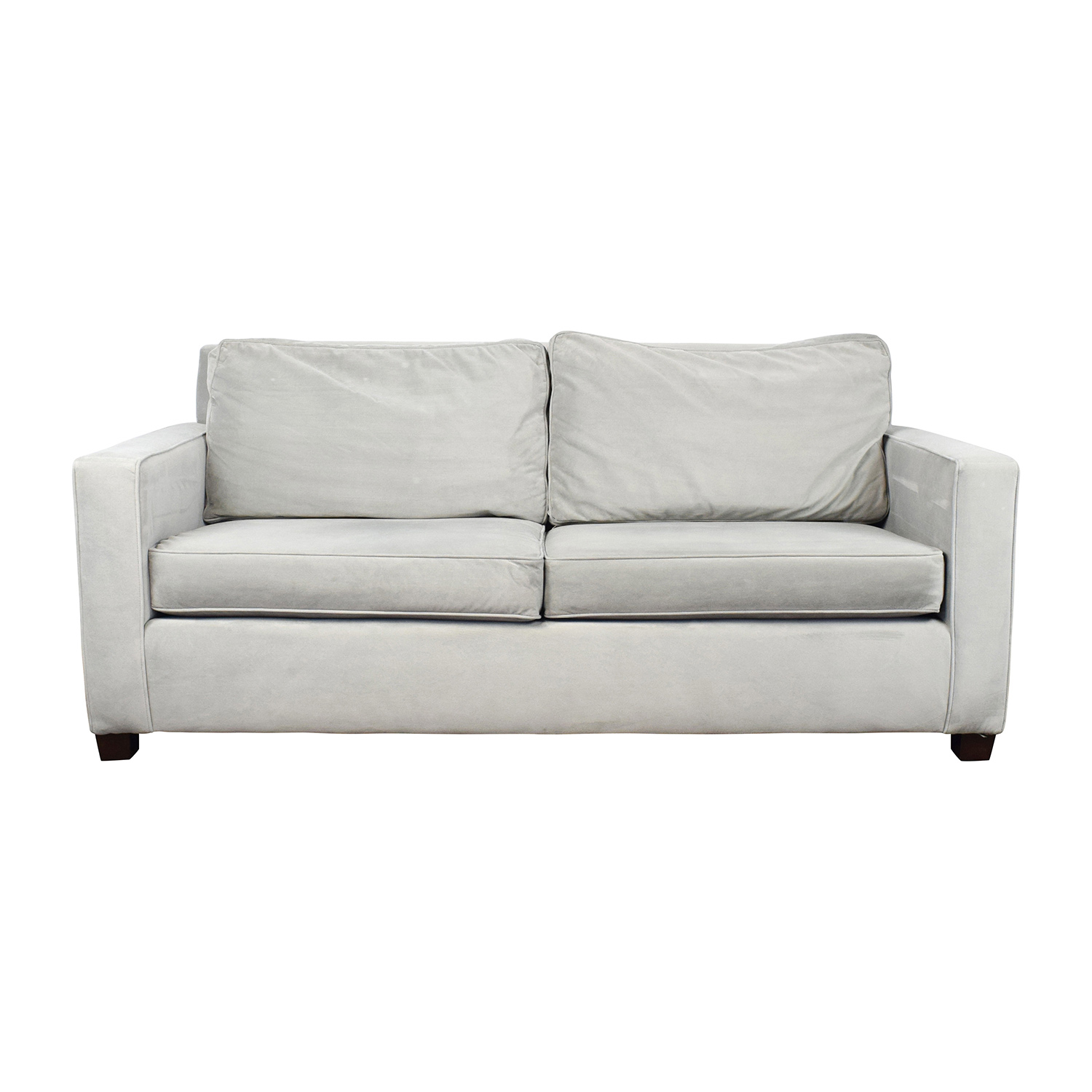 small sectional sofa west elm how do i clean microsuede shop baronet second hand