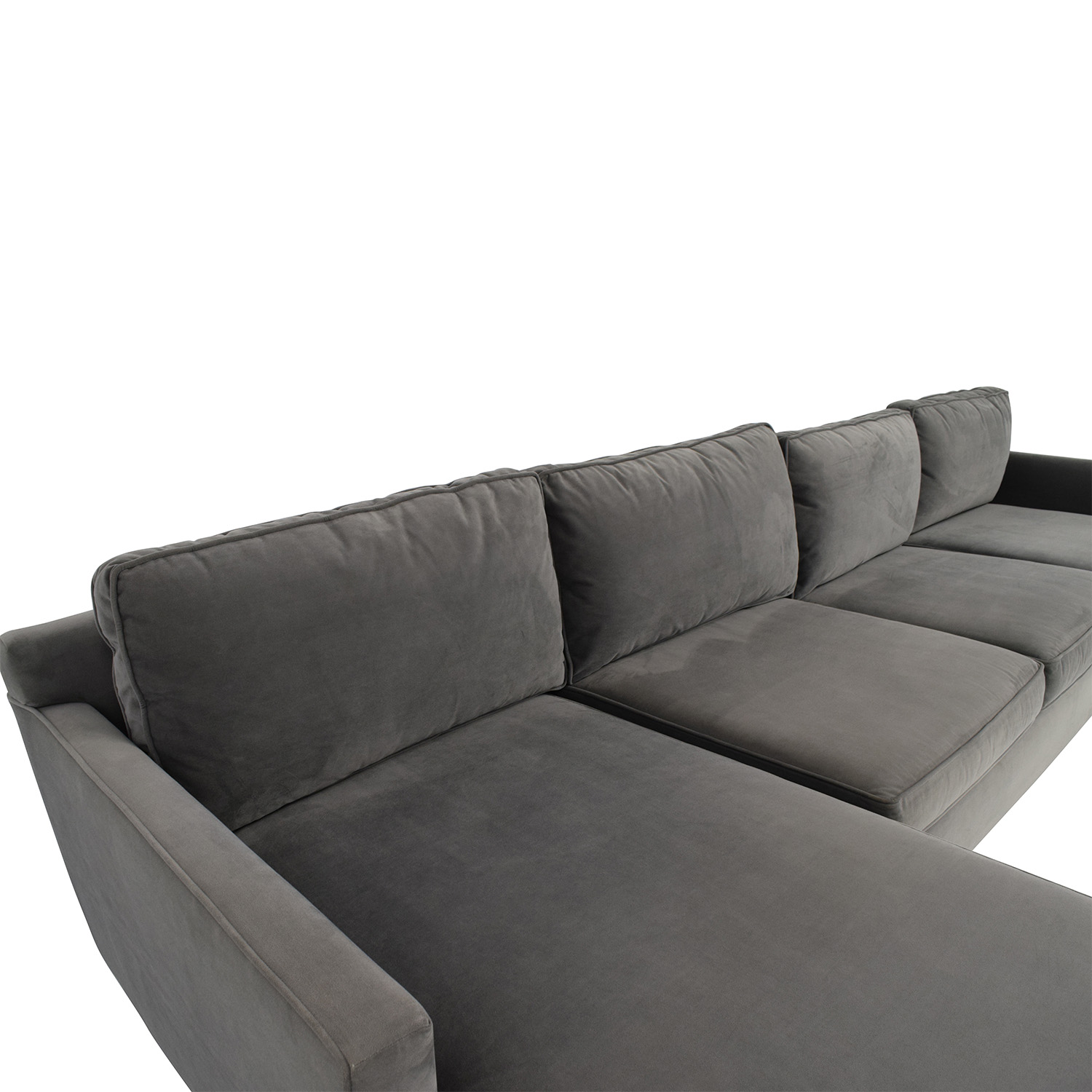 sofas free delivery macy s radley sleeper sofa 62% off - mitchell gold and bob williams ...