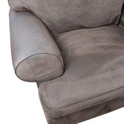 Brown Accent Chair With Ottoman Heavy Duty Shower 67 Off Dark Sofa Chairs