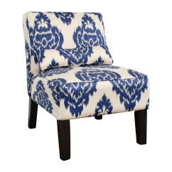 Blue And White Dining Chairs Heavy Duty Lawn Chair 52 Off Overstock Accent
