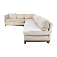 Gold Sectional Sofa Second Hand Corner Swansea 76 Off Mitchell And Bob Williams