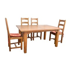 Crate And Barrel Chairs Dining Fishing Argos 87 Off French Farm