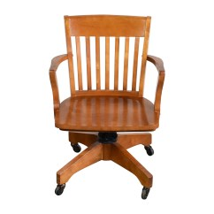 Swivel Chair Pottery Barn Indoor Wicker Dining Chairs 81 Off Desk