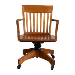 Used Desk Chairs Chinese Rosewood Dining Table And 81 Off Pottery Barn Swivel Chair