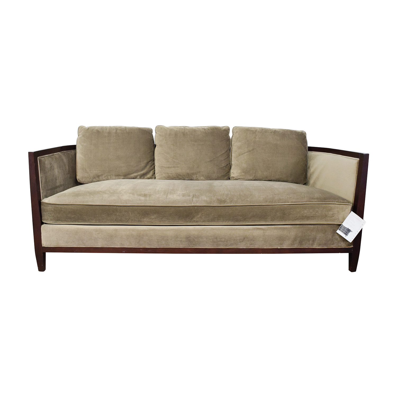 bernhardt sofas bramblecrest henley sofa set 85 off tan single cushion for sale