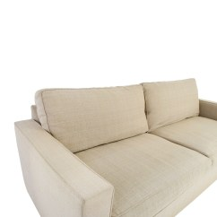 Room And Board Sectional Sofa Bed One Kings Lane Tables 65 Off Beige Two Cushion