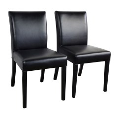 Black Barrel Chair Revolving Barber Shop 47 Off Crate And Lowe Onyx