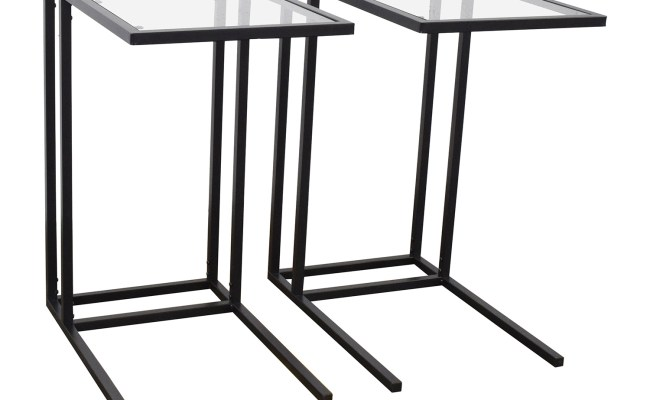 67 Off Ikea Ikea Glass End Tables Tables