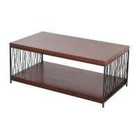 75% OFF - Crate and Barrel Crate & Barrel Coffee Table ...