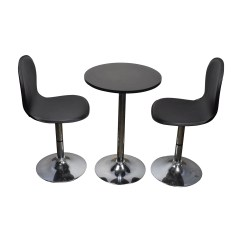 Target Table And Chairs Parsons Cheap 79 Off Cafe Leather Tables