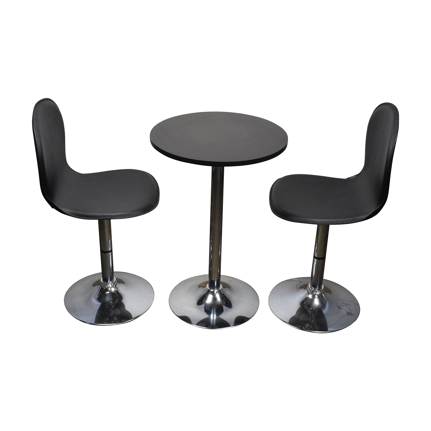 Leather Chairs Target 79 Off Target Target Cafe Table And Leather Chairs Tables