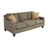 69% OFF - Ashley Furniture Ashley Furniture Brown Couch ...