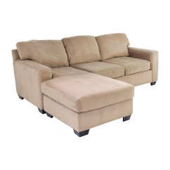 Sofa Sectionals With Chaise Steam Vacuum 75 Off Max Home Tan Sectional Sofas
