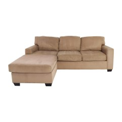 Tan Furniture Sofa Dining Table Against 75 Off Max Home Sectional Chaise Sofas